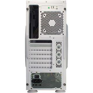 Inter-Tech SY-603 Midi Tower 500 Watt weiss