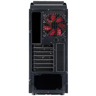 Chieftec Libra LF-01B Midi Tower ohne Netzteil schwarz