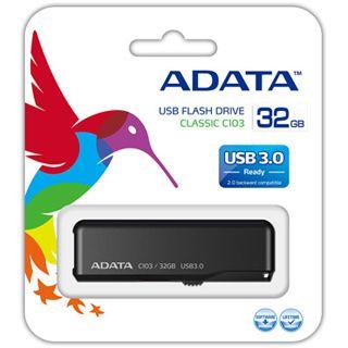 32 GB ADATA C103 schwarz USB 3.0