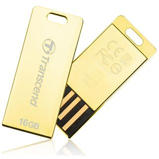16 GB Transcend JetFlash T3G gold USB 2.0