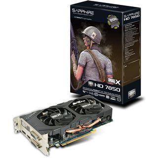 2GB Sapphire Radeon HD 7850 Aktiv PCIe 3.0 x16 (Lite Retail)