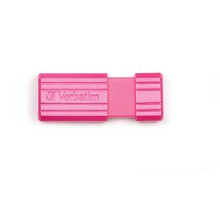 16 GB Verbatim Store `n` Go PinStripe pink USB 2.0