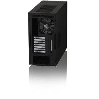 Fractal Design Define R4 gedämmt Midi Tower ohne Netzteil schwarz