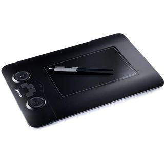 AIPTEK Media Tablet Ultimate II 240x127 mm USB schwarz