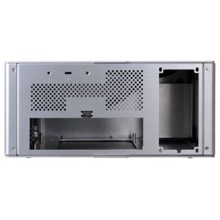 Lian Li PC-Q09FNA Wuerfel 300 Watt schwarz/silber