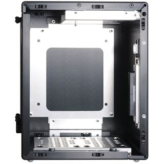 Lian Li PC-Q03B Wuerfel ohne Netzteil schwarz