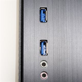 Lian Li PC-Q03A Wuerfel ohne Netzteil silber