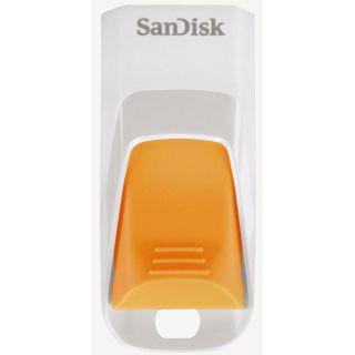 16 GB SanDisk Cruzer weiss/orange USB 2.0