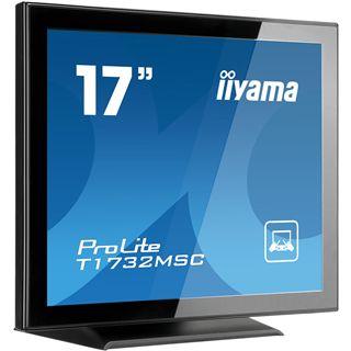 "17"" (43,18cm) iiyama ProLite T1732MSC-B1 Touch schwarz 1280x1024 1xVGA/1xDVI"
