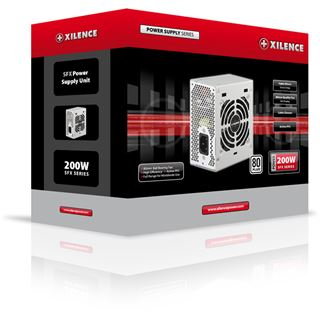 200W Xilence Netzteil, SFX Series, SFX 3.21