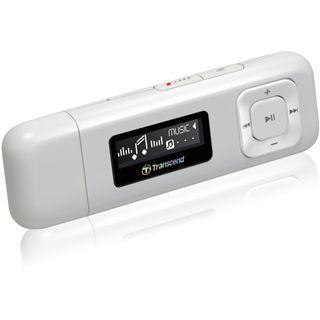 Transcend MP330K MP3 Player 8GB weiß