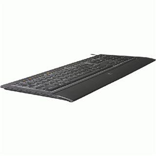 Logitech Illuminated Tastatur US Layout