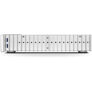 Streacom FFC5 Alpha OPT ITX Tower ohne Netzteil silber