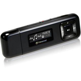 8GB Transcend MP330K MP3 Player schwarz