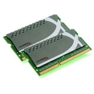 16GB Kingston HyperX Plug n Play DDR3-1600 SO-DIMM CL9 Dual Kit