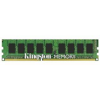 2GB Kingston ValueRAM Intel DDR3-1600 ECC DIMM CL11 Single