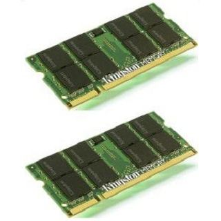 16GB Kingston ValueRAM DDR3-1333 SO-DIMM CL9 Dual Kit