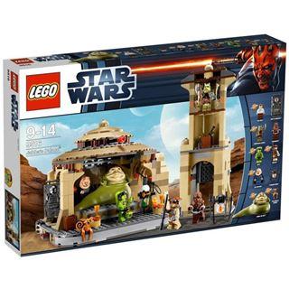 Lego Star Wars 9516 Jabba´s Palast
