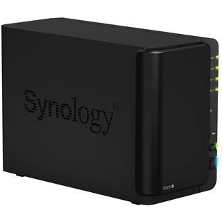 Synology DiskStation DS213+ ohne Festplatten