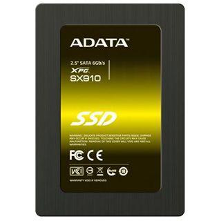 "512GB ADATA XPG SX910 2.5"" (6.4cm) SATA 6Gb/s MLC synchron (ASX910S3-512GM-C)"