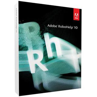 Adobe Robohelp 10.0, Update von Robohelp 8.0 32/64 Bit Deutsch Grafik Update PC (DVD)