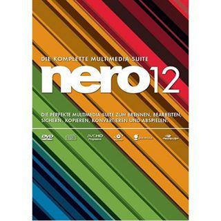 Platinum Nero 12.0 32/64 Bit Multilingual Brennprogramm Vollversion PC (CD)