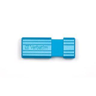 32 GB Verbatim PinStripe Store n go blau USB 2.0