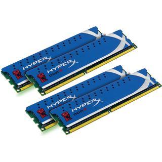 32GB Kingston HyperX DDR3-1600 DIMM CL9 Quad Kit