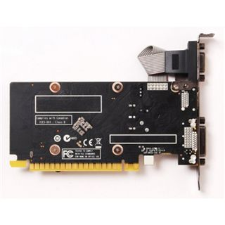 1GB ZOTAC GeForce GT 610 Synergy Edition Aktiv PCIe 2.0 x16 (Retail)
