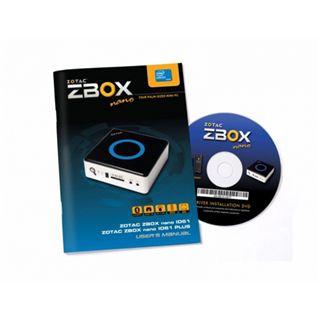 ZBOX ZOTAC ID61 Nano Intel HM65 DDR3