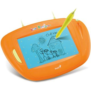 Genius Kids Designer 200x130 mm USB orange