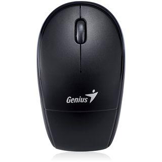 Genius Traveler 9000 USB schwarz (kabellos)