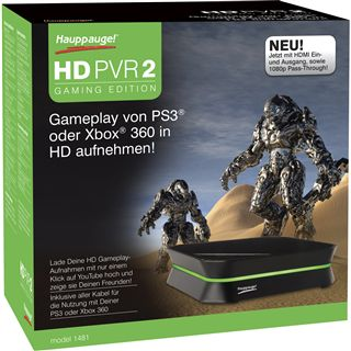 Hauppauge HD PVR 2 Gaming Edition USB 2.0
