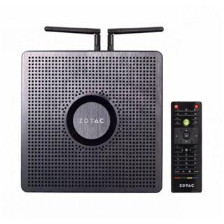 ZOTAC Mini PC ZBox Plus Giga ID72 (I3,4GB,DVD,320GB,VGA,WL)