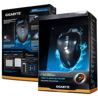 Gigabyte GM-M6980X Advanced Pro USB schwarz (kabelgebunden)