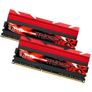 16GB G.Skill TridentX DDR3-2133 DIMM CL9 Dual Kit