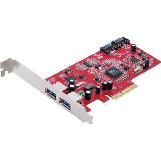 LogiLink PC0059 4 Port PCIe x4 retail