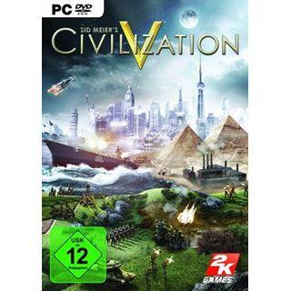 AK Tronic Sid Meier's Civilization V (PC)