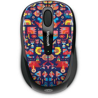 Microsoft Mouse 3500 USB Lyon (kabellos)