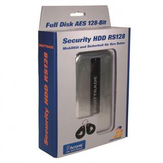 """320GB Digittrade RFID Security DG-RS128-320 2.5"""" (6.4cm) USB 2.0 silber"""