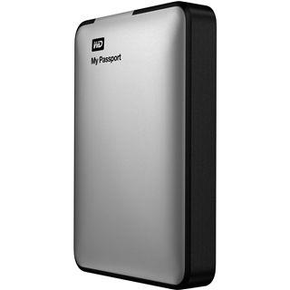 "2000GB WD My Passport WDBY8L0020BSL-EESN 2.5"" (6.4cm) USB 3.0 silber"