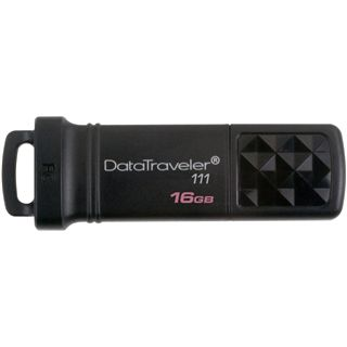 16 GB Kingston Data Traveler 111 schwarz USB 3.0