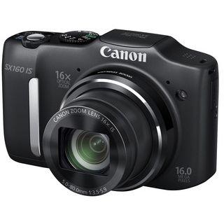 Canon PowerShot SX160 IS schwarz