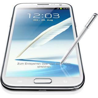 Samsung Galaxy Note 2 N7100 16 GB weiß