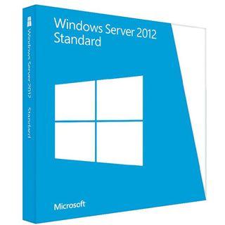 Microsoft Windows Server 2012 64 Bit Deutsch OEM 5 User CALs