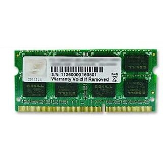 8GB G.Skill Standard DDR3-1600 SO-DIMM CL11 Single