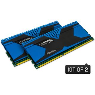 8GB Kingston HyperX Predator DDR3-1600 DIMM CL9 Dual Kit