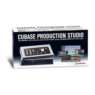 Steinberg Cubase Production Studio 32/64 Bit Deutsch Vollversion