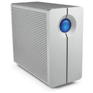 """6000GB LaCie 2big Quadra 9000354 3.5"""" (8.9cm) USB 3.0 weiss"""