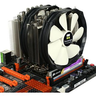 Thermalright Silver Arrow SBE SE Special Edition AMD und Intel